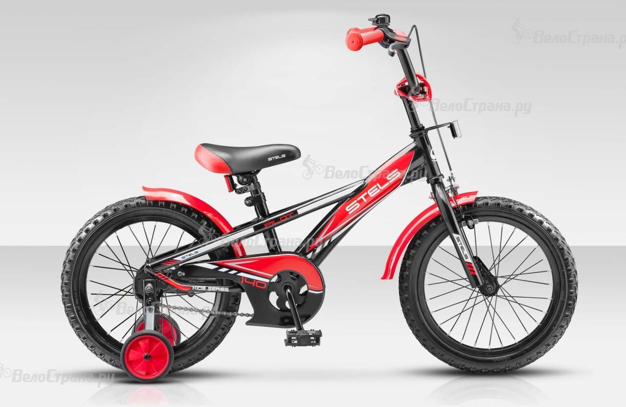 Велосипед Stels Pilot 140 18 (2015) велосипед stels pilot 190 18 2015