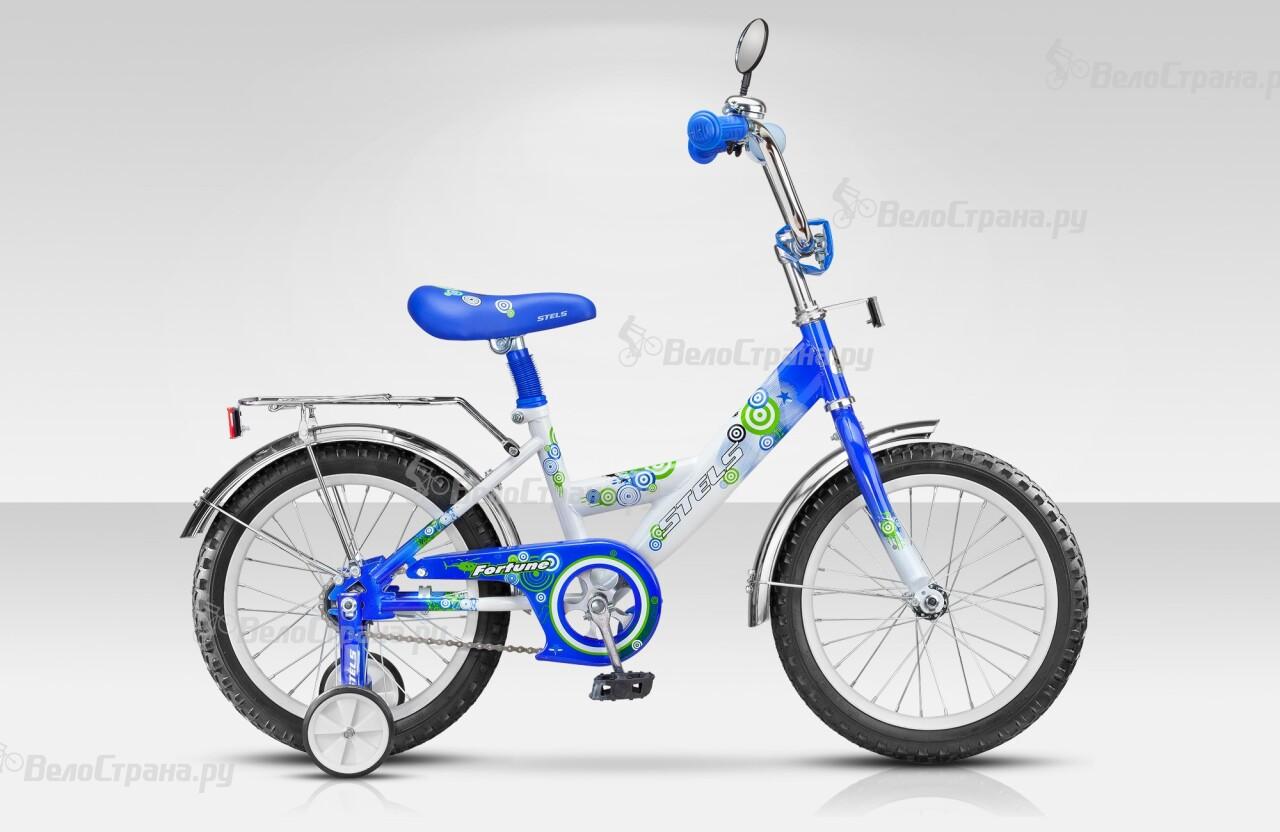 Велосипед Stels Fortune 16 (2015) ящик для инструмента с металлическими замками 16 175х210х410мм stels россия 90711