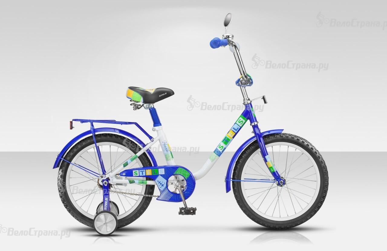 Велосипед Stels Flash 18 (2015) багажник stels blf h18 20 28&quot