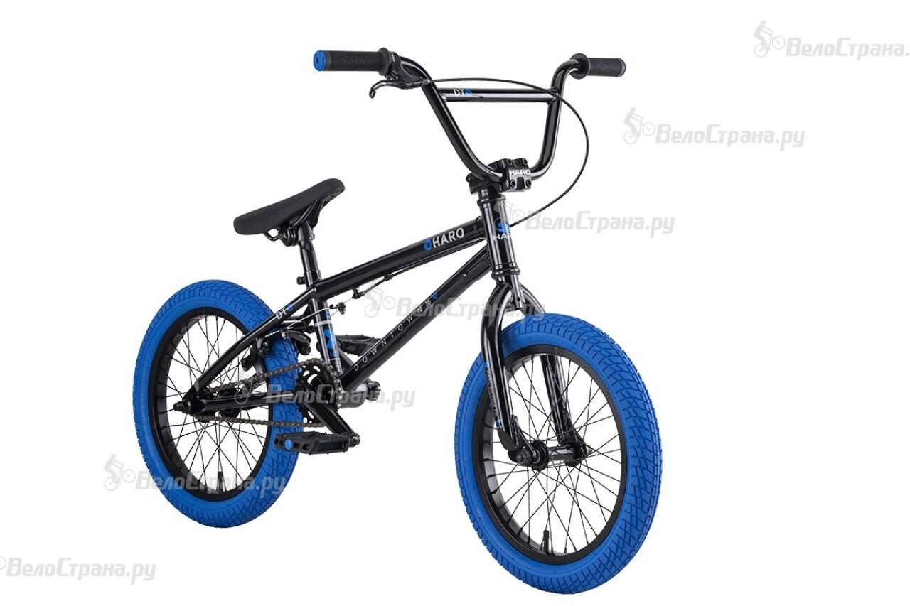 Велосипед Haro Downtown 16 (2015) haro z 16 girls