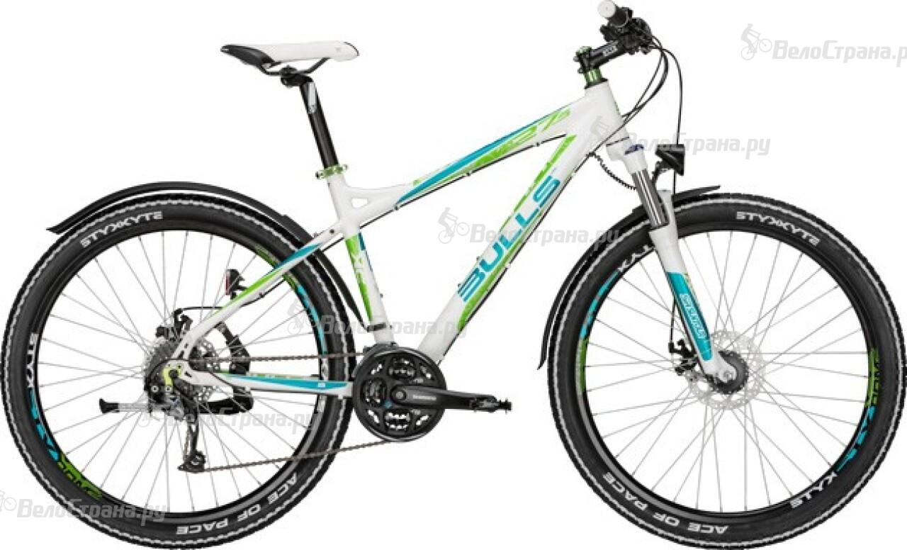 Велосипед Bulls Zarena Street Disc 27,5 (2015) велосипед bulls nandi street 27 5 2016