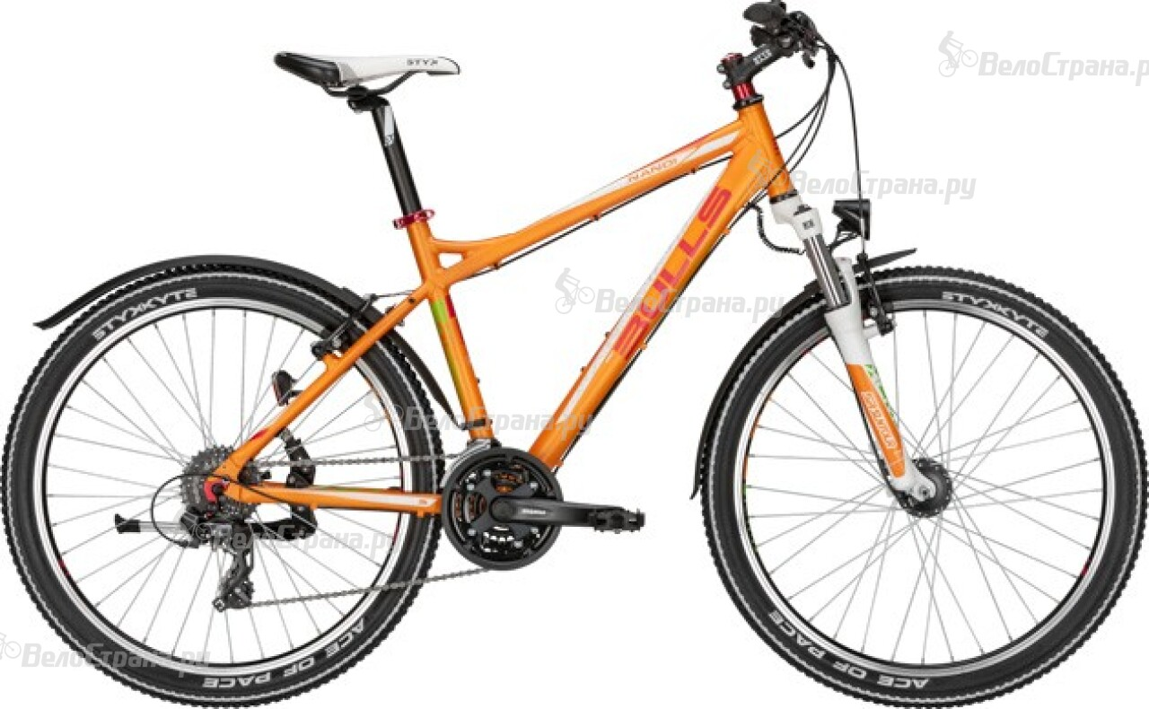 Велосипед Bulls Nandi Street (2015) велосипед bulls nandi 24 2015