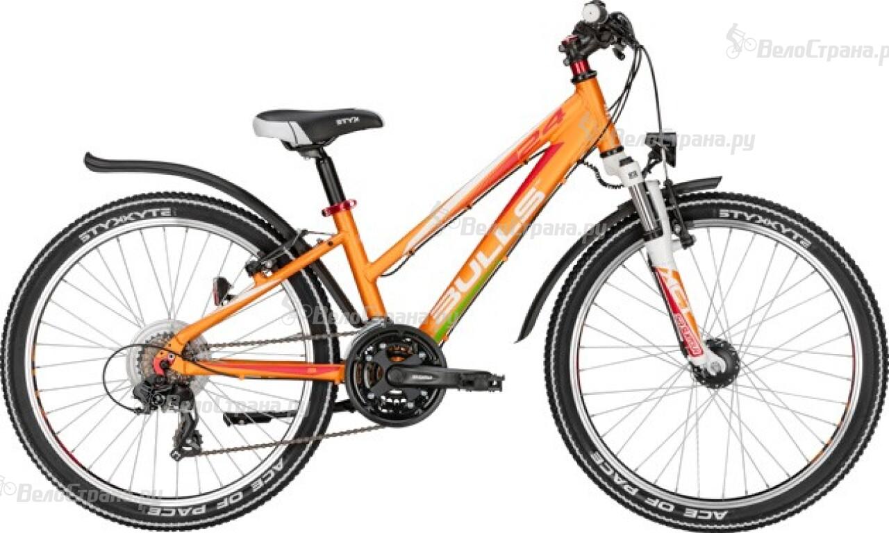 Велосипед Bulls Sharptail Street 24 Girl (7G) (2015) велосипед bulls sharptail 24 street outer 21 spd 2017