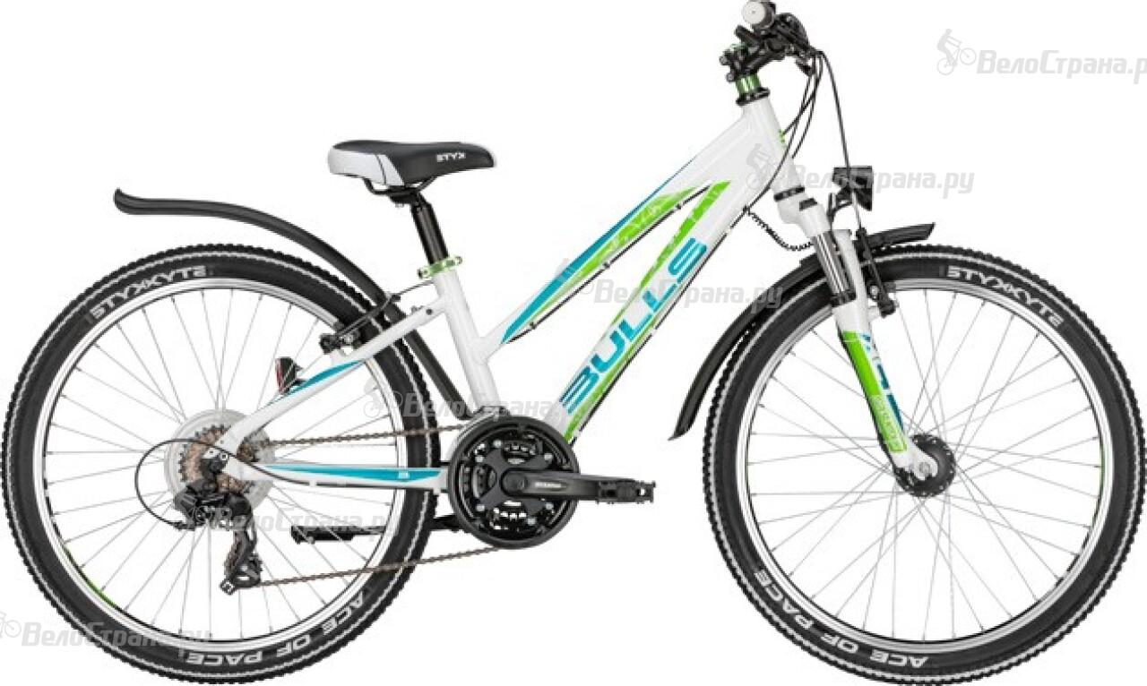 Велосипед Bulls Zarena Street 24 (21G) (2015) велосипед bulls nandi street 27 5 2016