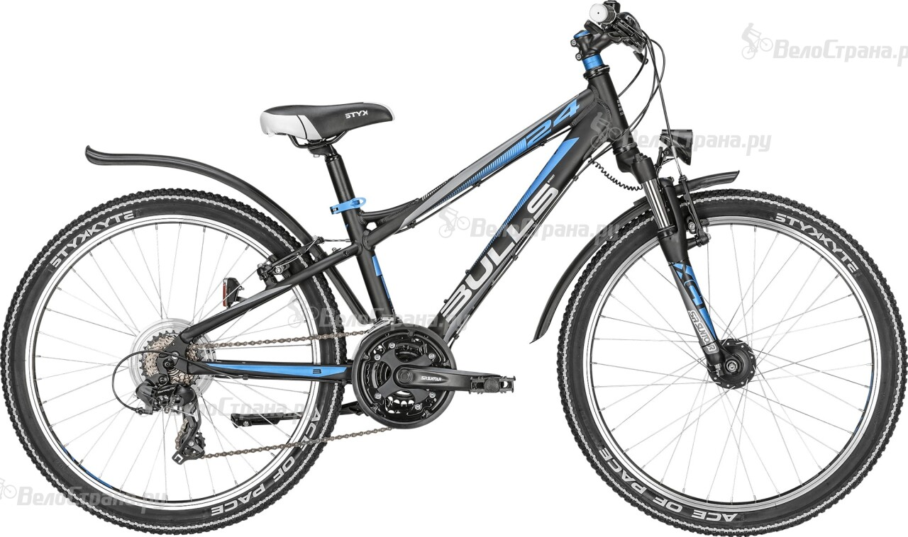 Велосипед Bulls Sharptail Street 24 Boy (21G) (2015) велосипед bulls sharptail 24 street outer 21 spd 2017