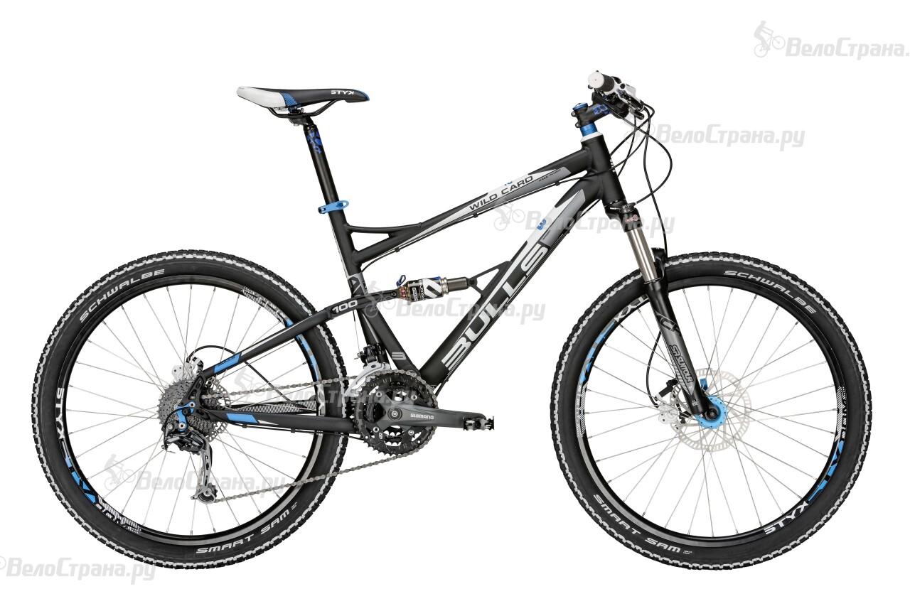 Велосипед Bulls Wild Card 2 (2015) цена и фото