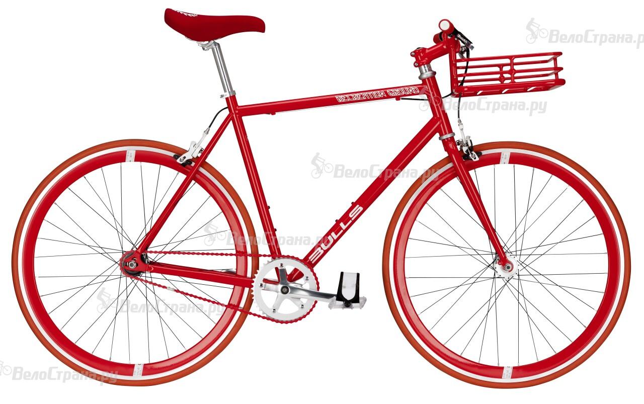 Велосипед Bulls Recreation Ground (2015) цена и фото