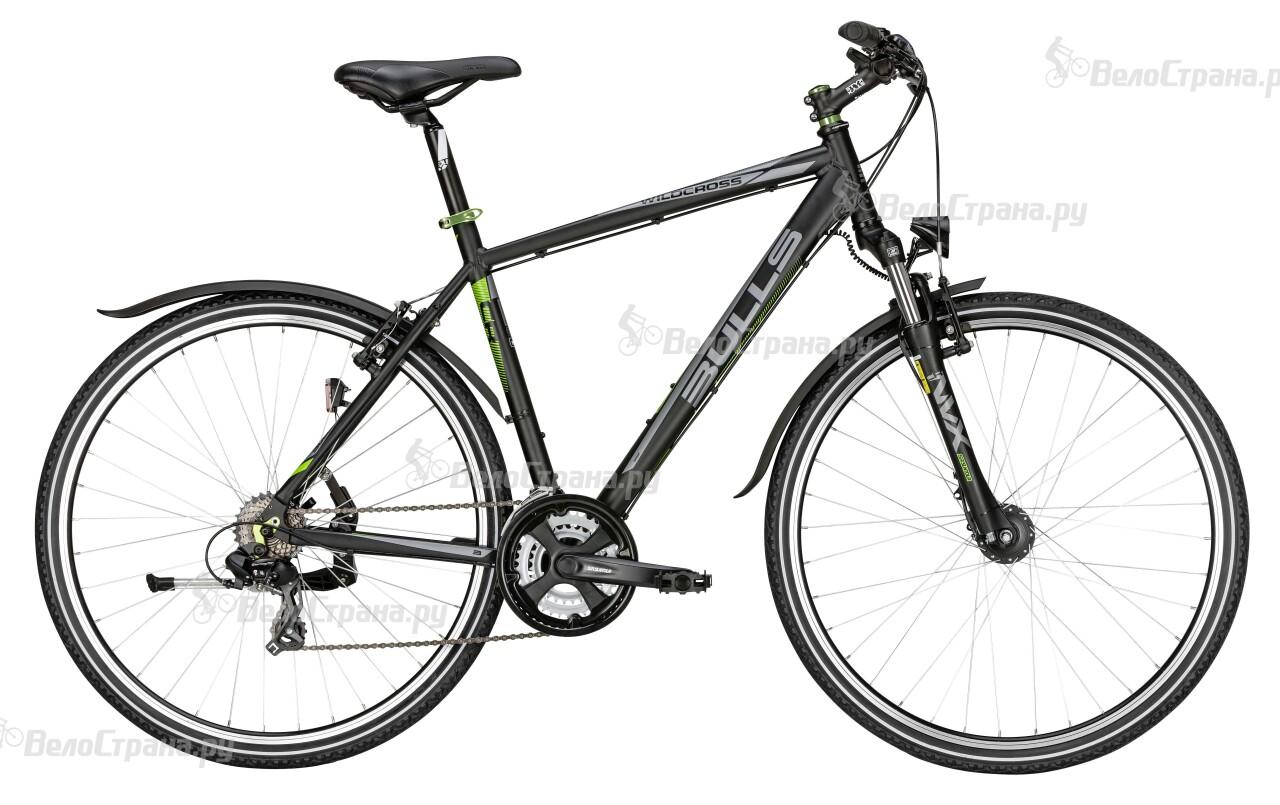 Велосипед Bulls Wildcross Street (2015) велосипед bulls nandi street 27 5 2016