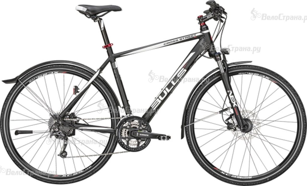 Велосипед Bulls Cross Street (2015) колесные диски cross street y4601 6x15 5x112 d57 1 et47 mwrsi