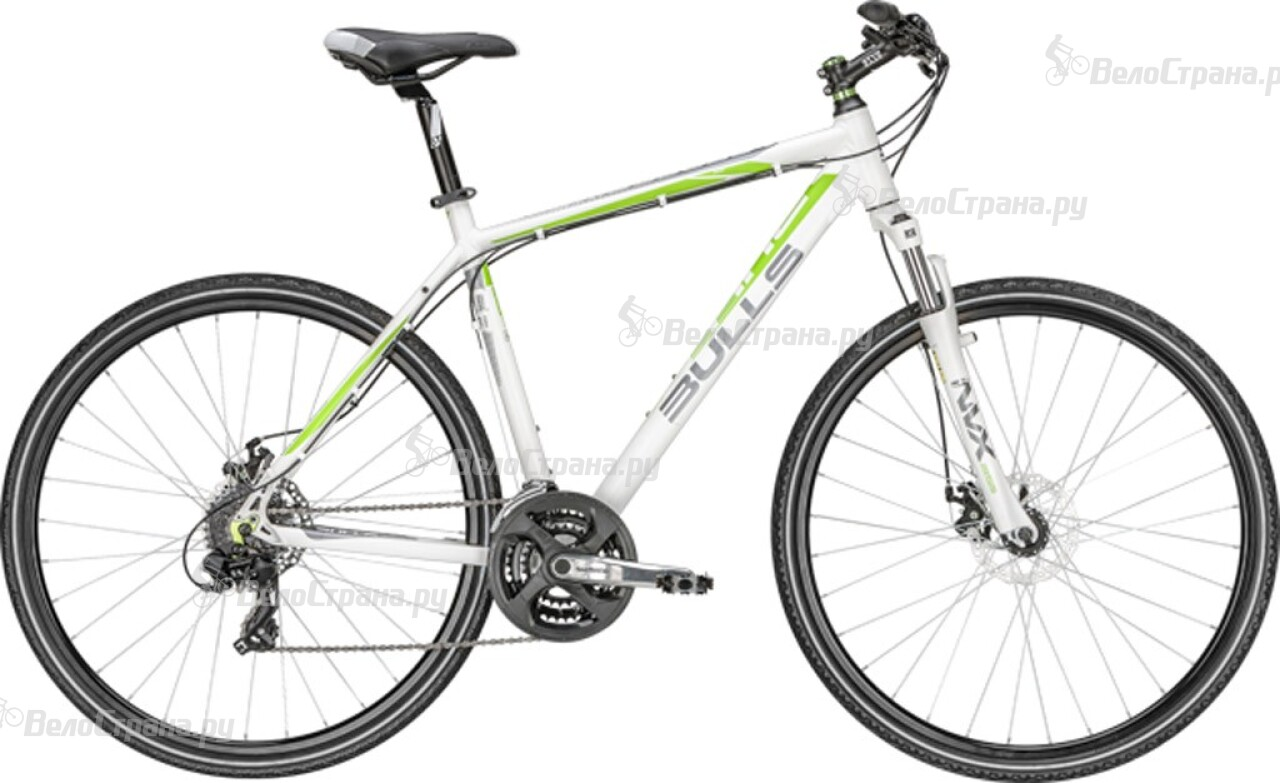 Велосипед Bulls Cross Bike 1 (2015) разъем coolo 5pcs 10 2pin 5050 5630 5730 2pin 10mm a