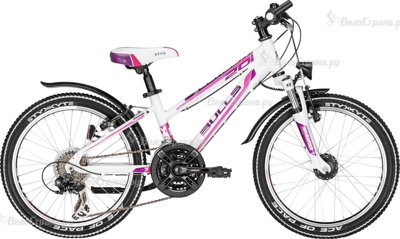 Велосипед Bulls Tokee Street 20 Girl (18G) (2014) велосипед bulls tokee runner girl 2014