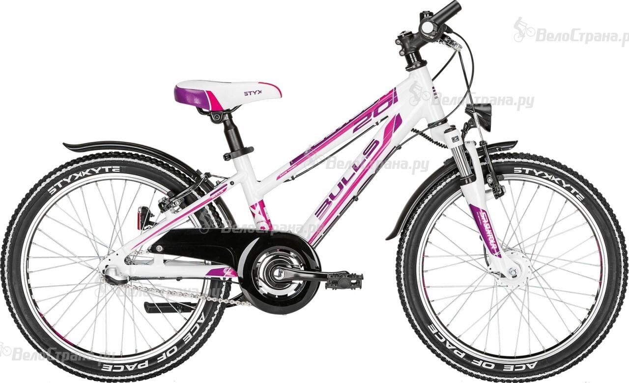 Велосипед Bulls Tokee Street 20 Girl (3G) (2014) велосипед bulls tokee runner girl 2014