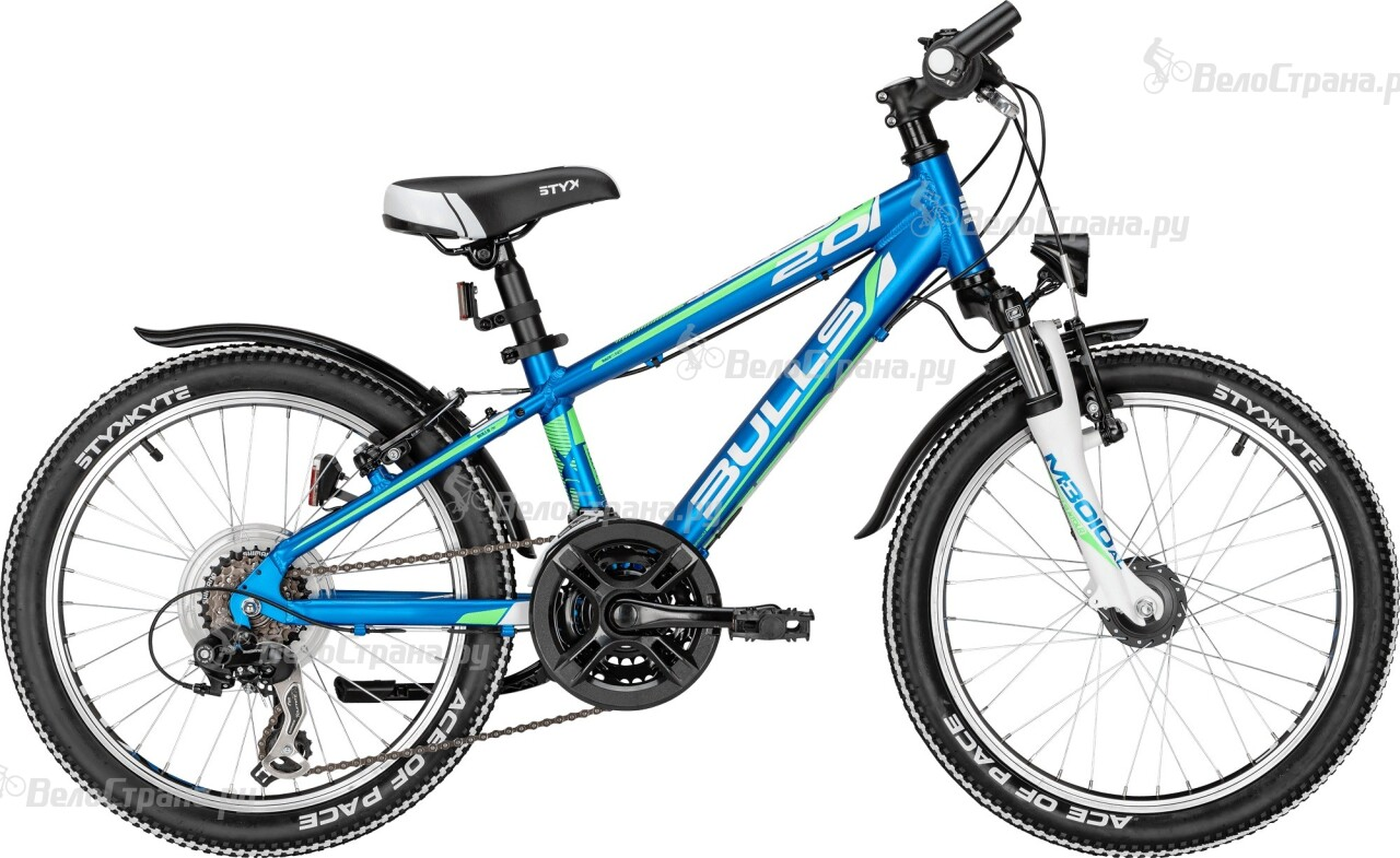 Велосипед Bulls Tokee Street 20 Boy (2015) велосипед bulls tokee street 24 boy 2016