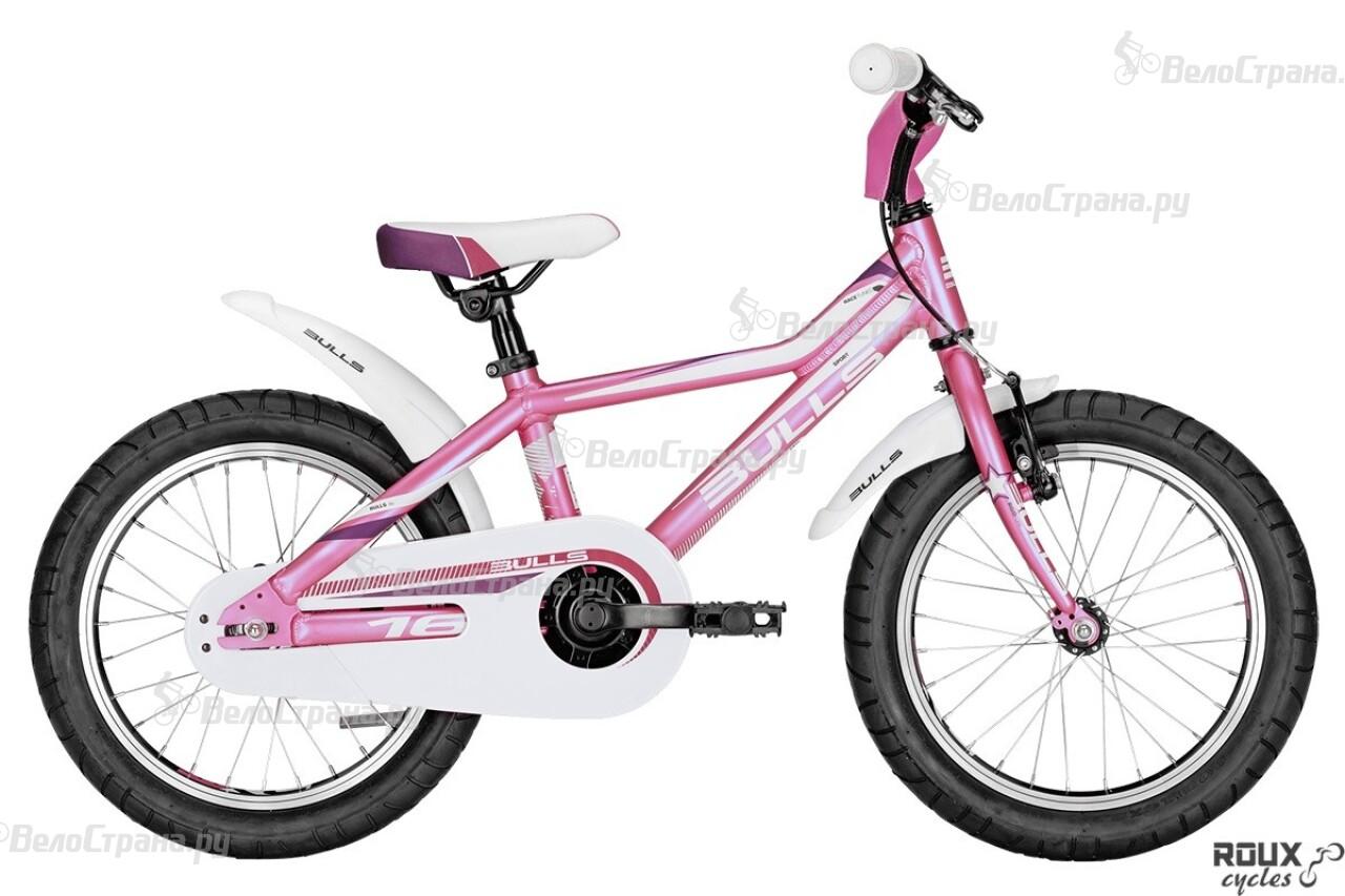 Велосипед Bulls Tokee Lite 16 (2015) хендай соната 5 ремень гур и генератора купить