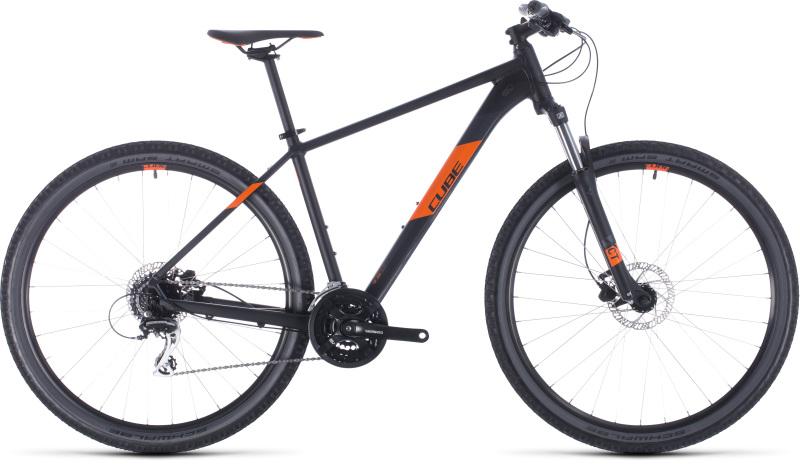Смотрите, какой велосипед: Горный велосипед Cube Aim Pro 29 (2020), цена - 41900 руб. на ВелоСтрана.ру