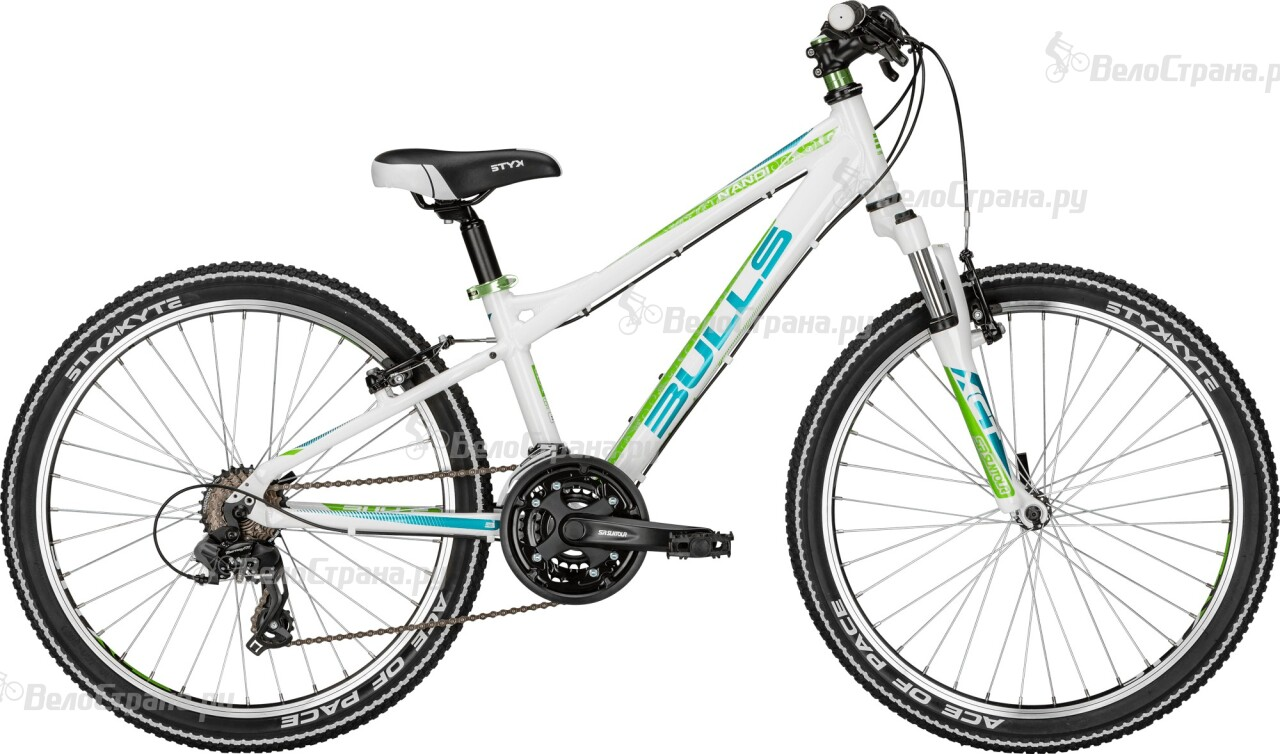 Велосипед Bulls Nandi 24 (2015) bulls nandi 18 2015 purple matt green