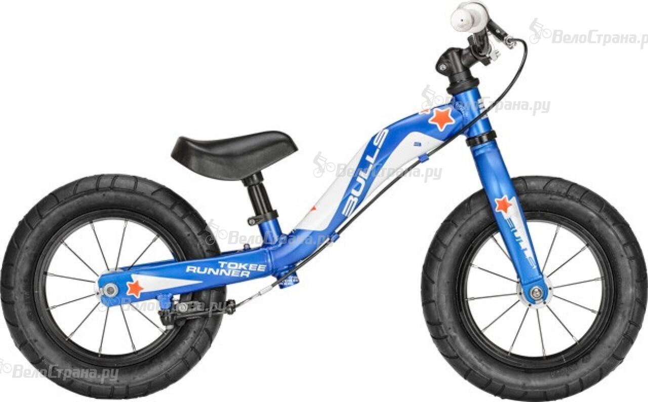 Велосипед Bulls Tokee Runner (2015) велосипед geuther велосипед my runner серо зеленый