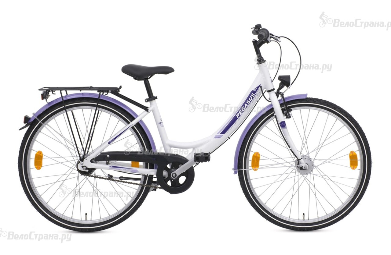 Велосипед Pegasus Arcona Alu ND Girl 7-sp 20 (2016) велосипед pegasus avanti sport woman 7 sp 28 2016