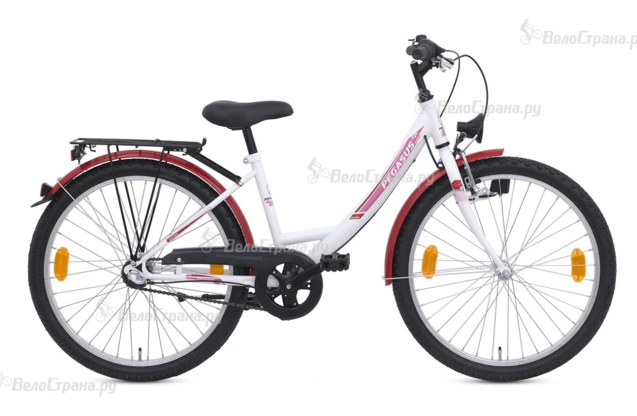 Велосипед Pegasus Arcona Girl 3-sp 20 (2016) велосипед pegasus comfort sl 7 sp 28 2016