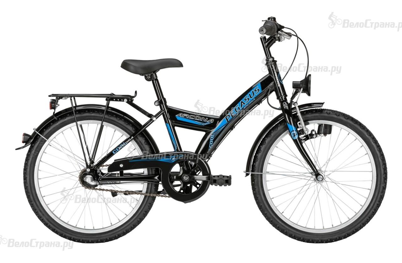 Велосипед Pegasus Arcona Boy 3-sp 20 (2016) велосипед pegasus comfort sl 7 sp 28 2016