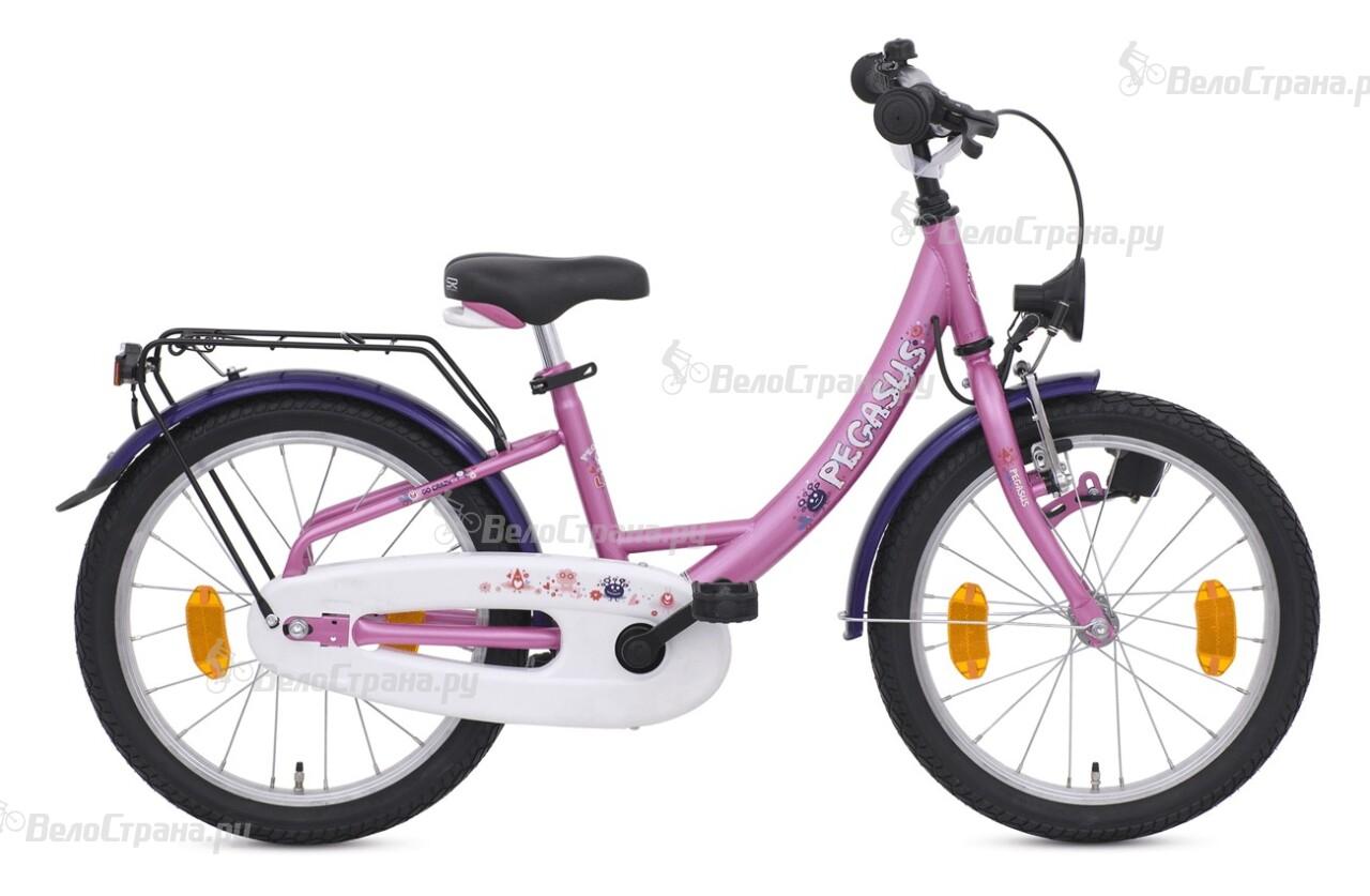 Велосипед Pegasus Leo Girl 1-sp 18 (2016) leo ventoni кошелек женский leo ventoni l330756 nero bianco