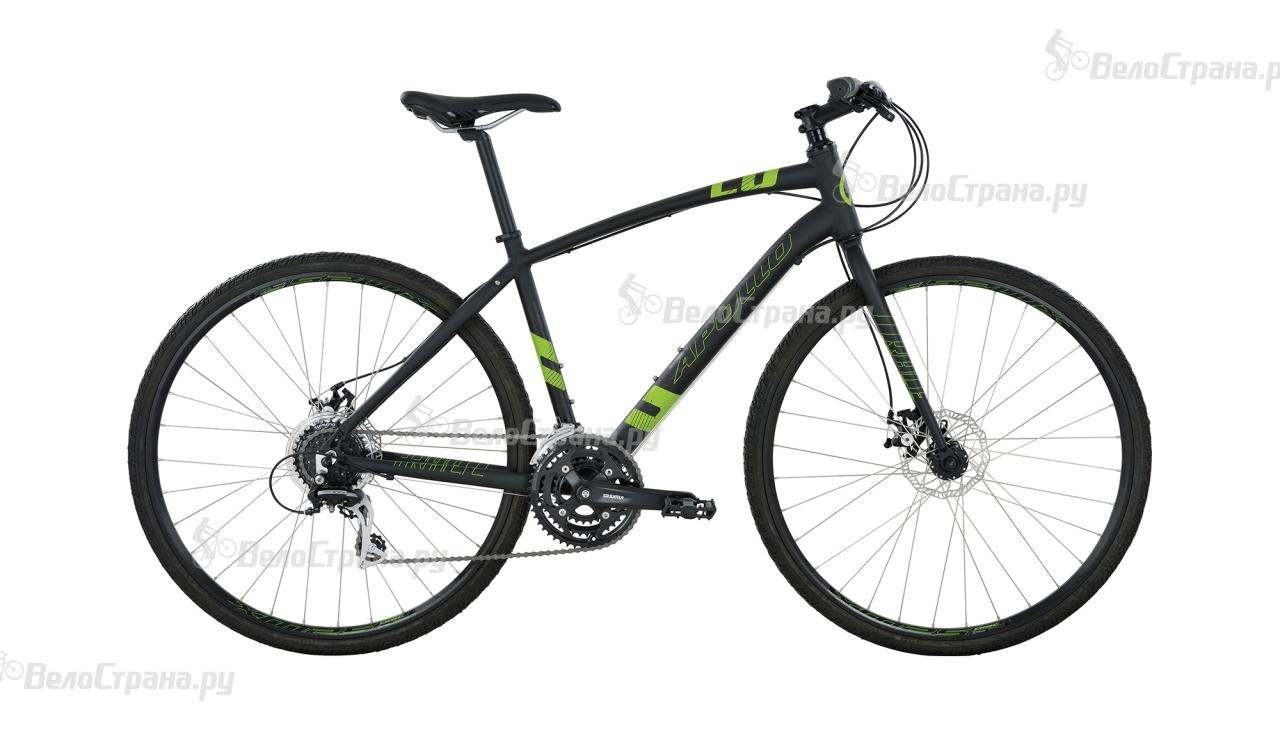 Велосипед Apollo Trace 20 (2016) велосипед apollo aspire 20 2016