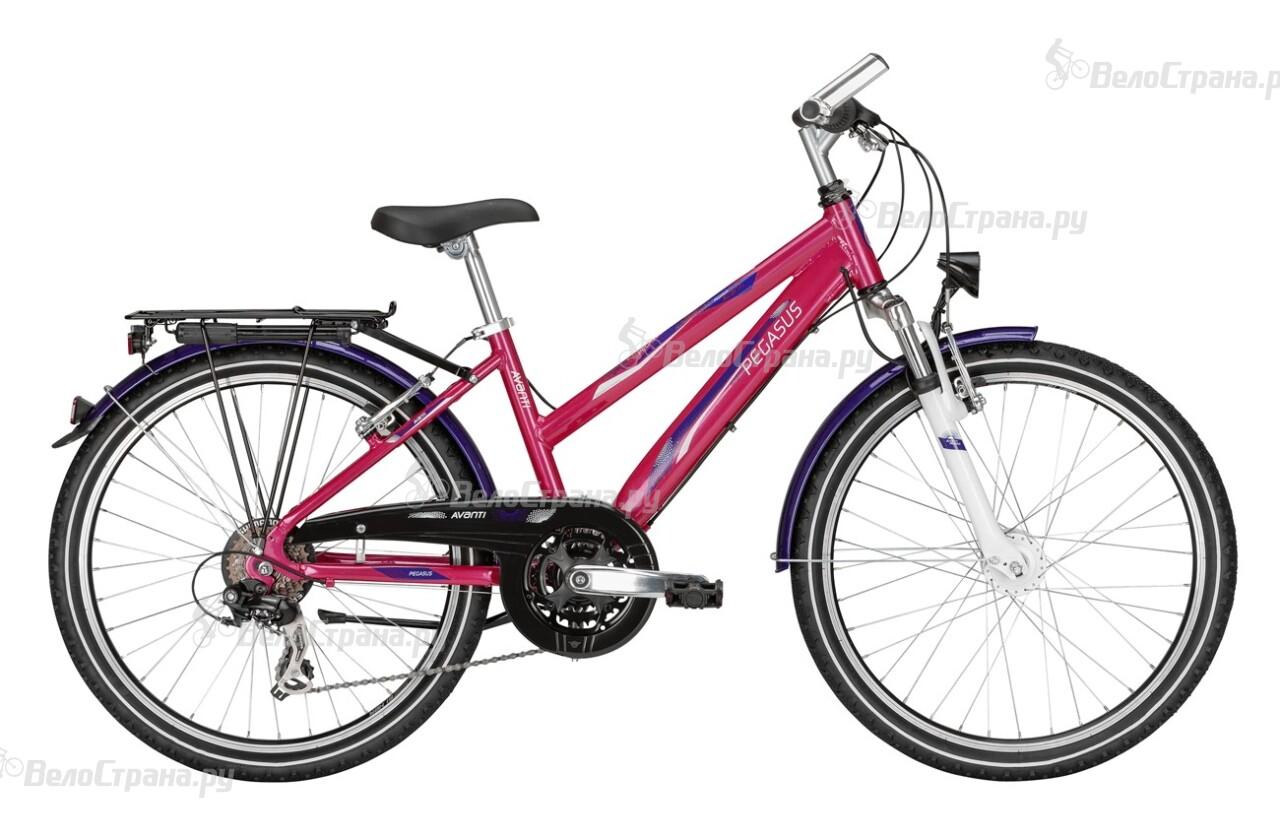 Велосипед Pegasus Avanti ATB Girl 21-sp 24 (2016) велосипед pegasus avanti atb gent 21 sp 26 2016