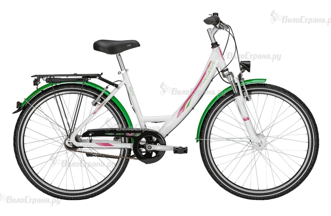 Велосипед Pegasus Avanti ATB Wave 7-sp 26 (2016) велосипед pegasus comfort sl 7 sp 28 2016