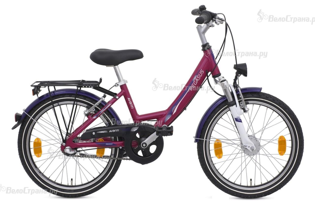 Велосипед Pegasus Avanti ATB Girl 7-sp 20 (2016) велосипед pegasus comfort sl 7 sp 28 2016