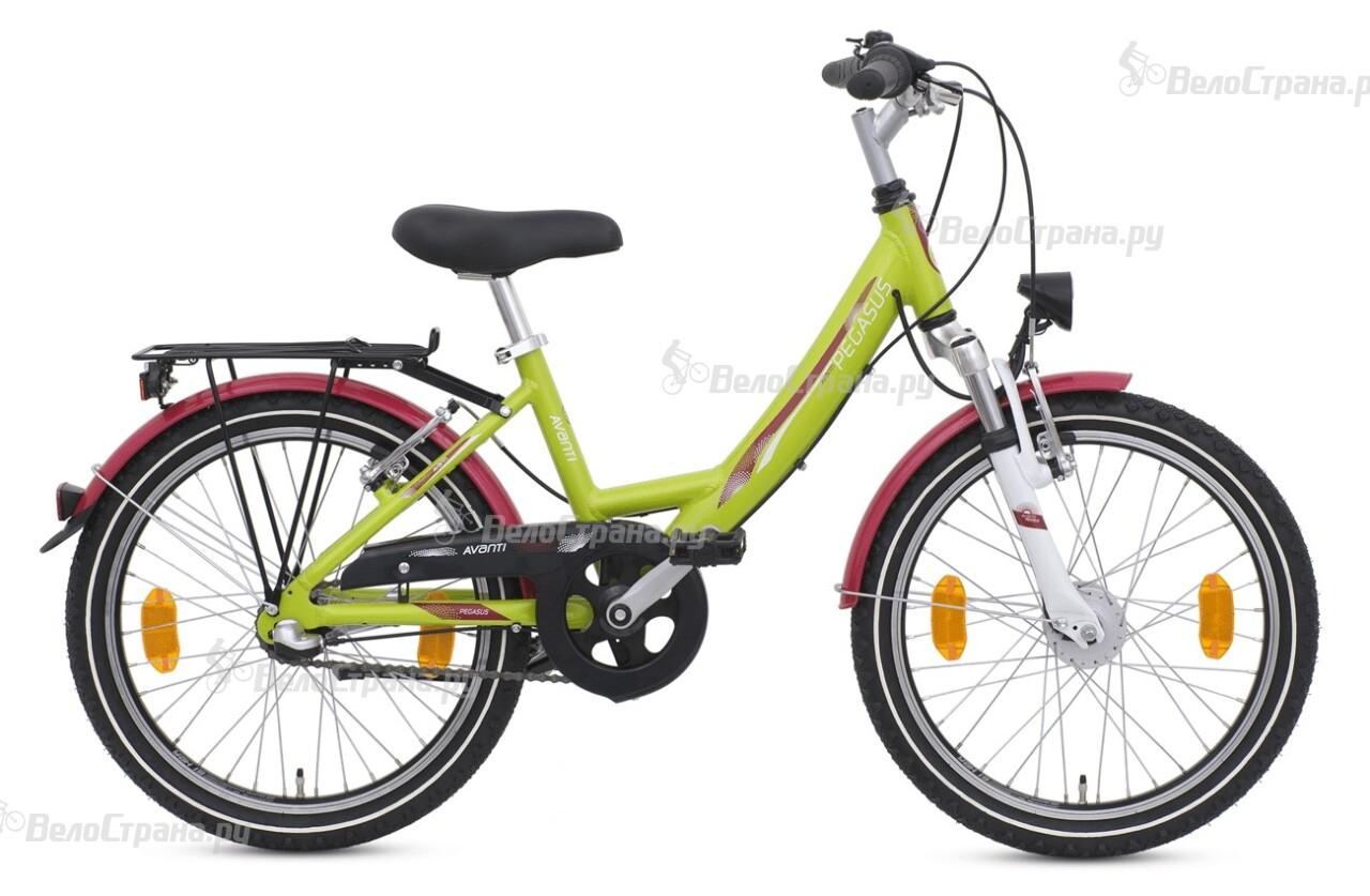 Велосипед Pegasus Avanti ATB Girl 3-sp 20 (2016) велосипед pegasus avanti sport woman 7 sp 28 2016