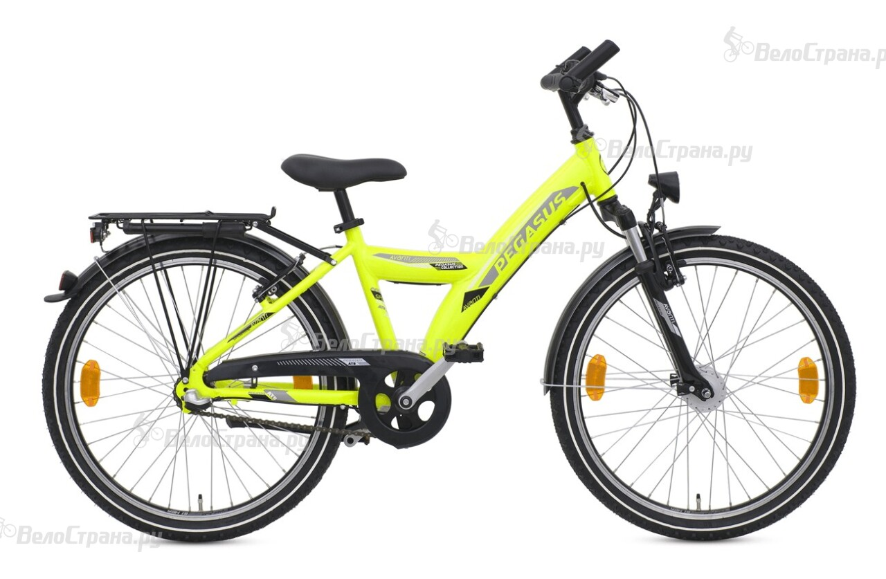Велосипед Pegasus Avanti ATB Boy 7-sp 24 (2016) велосипед pegasus comfort sl 7 sp 28 2016