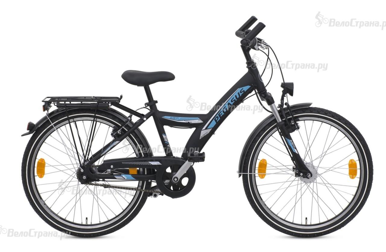 Велосипед Pegasus Avanti ATB Boy 3-sp 24 (2016) велосипед pegasus avanti atb gent 21 sp 26 2016