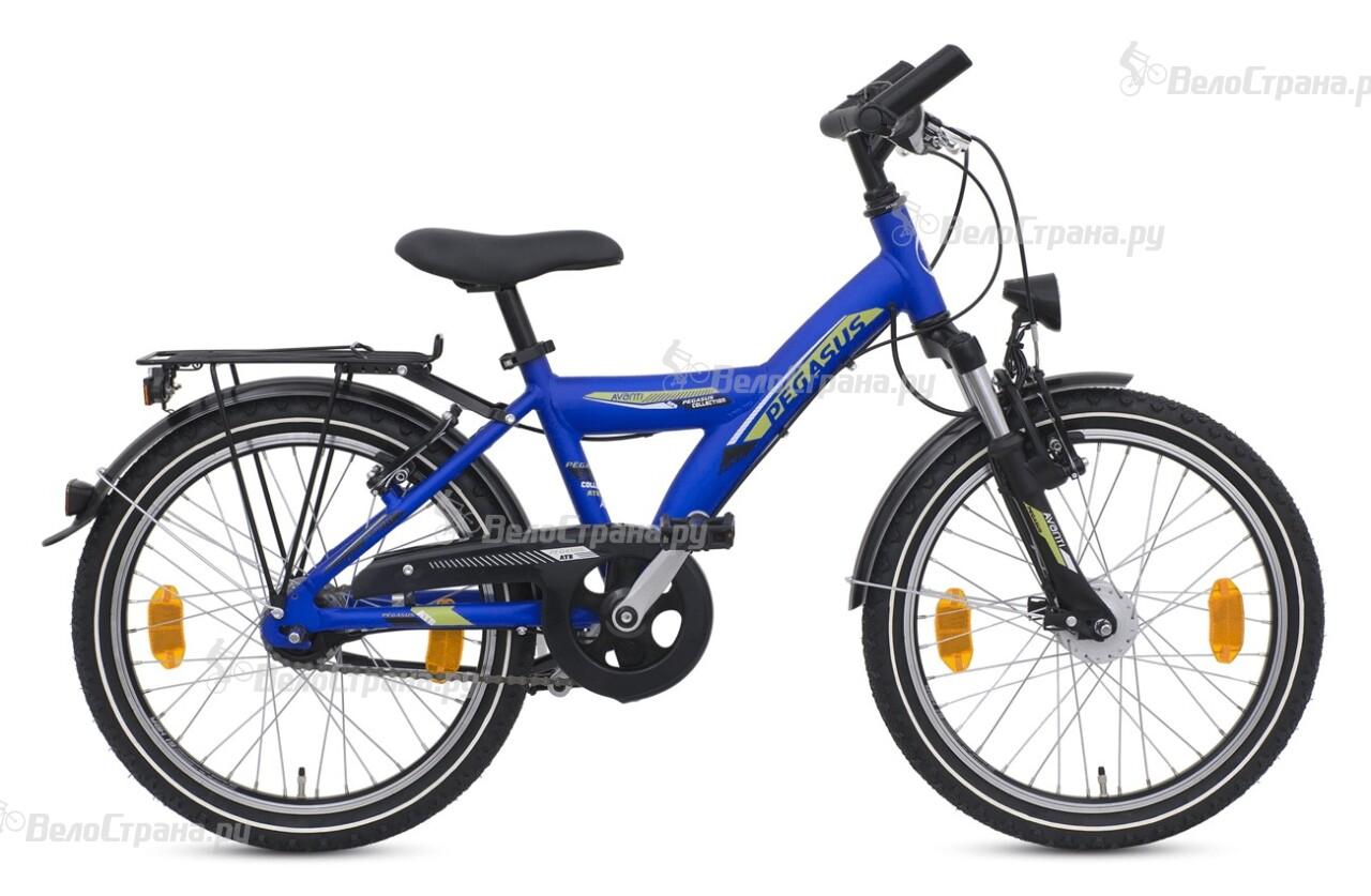 Велосипед Pegasus Avanti ATB Boy 3-sp 20 (2016) велосипед pegasus piazza wave 8 sp 28 2016