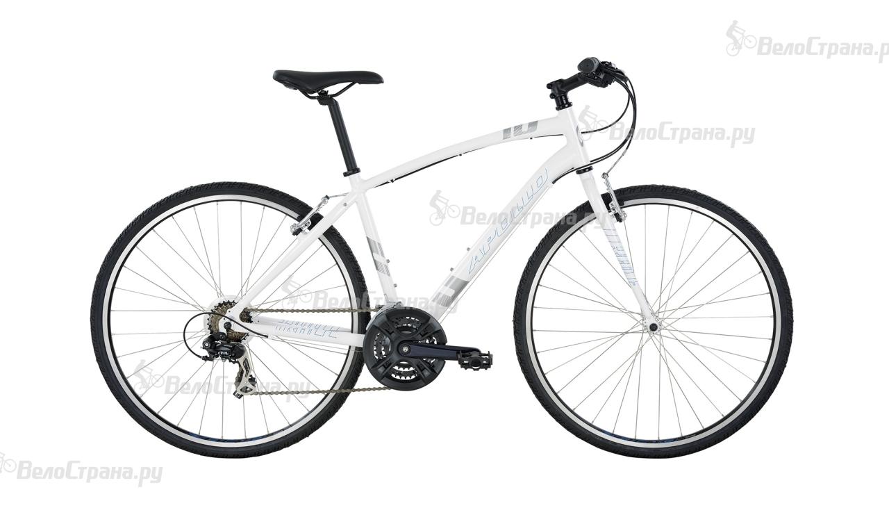 Велосипед Apollo Trace 10 (2016)