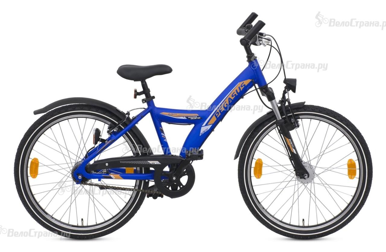 Велосипед Pegasus Avanti-Sport Girl 7-sp 24 (2016) велосипед pegasus comfort sl 7 sp 28 2016