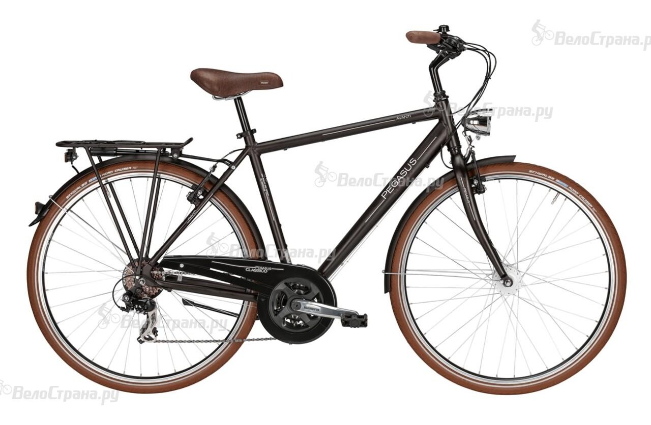 Велосипед Pegasus Avanti Classico Gent (2016) велосипед pegasus piazza gent 7 2017