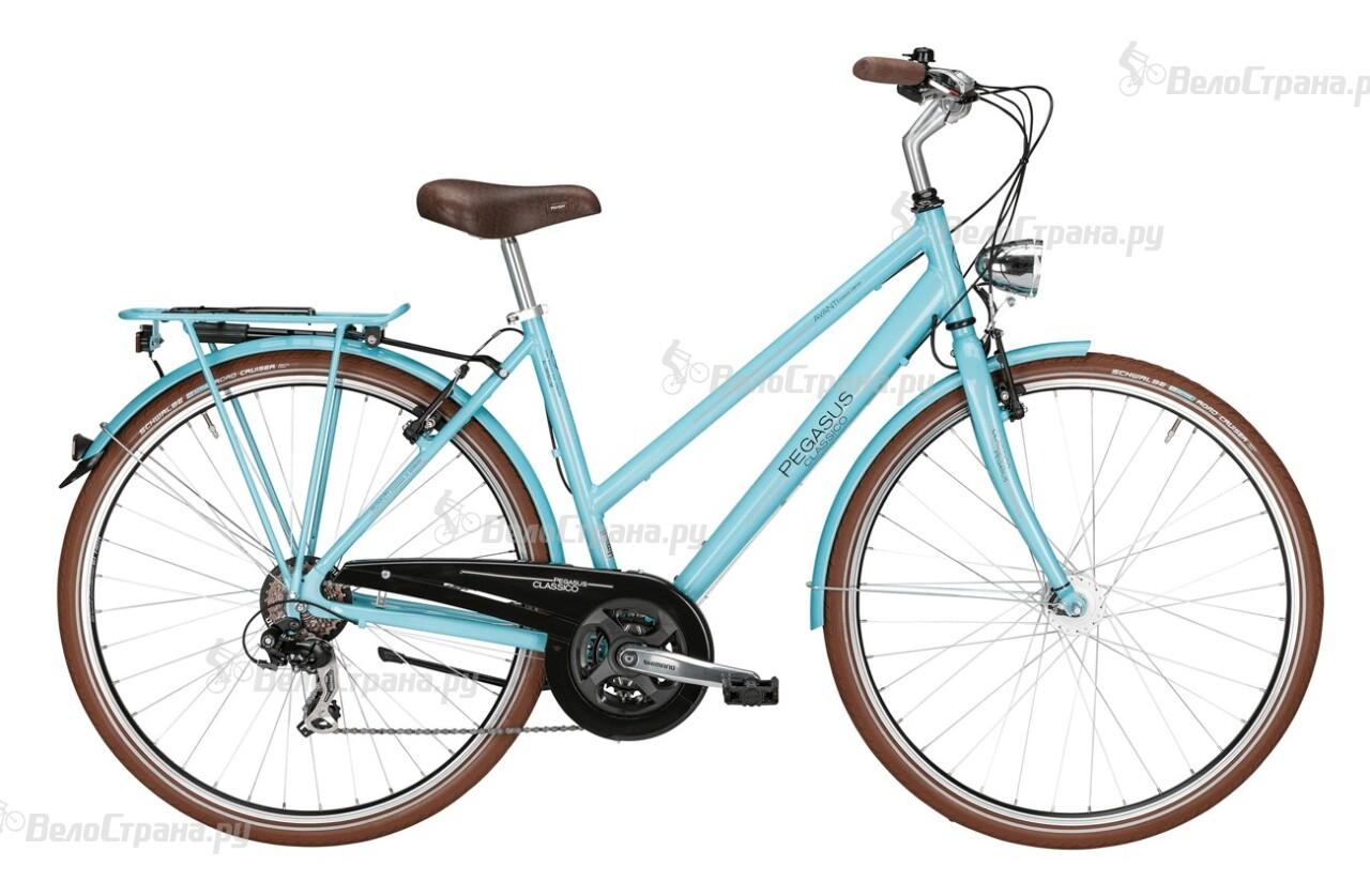 Велосипед Pegasus Avanti Classico Woman (2016) велосипед pegasus tourina gent 2016