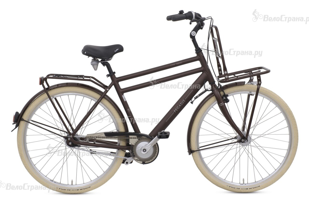 Велосипед Pegasus City Cargo Gent (2016) велосипед pegasus piazza gent 8 sp 28 2016