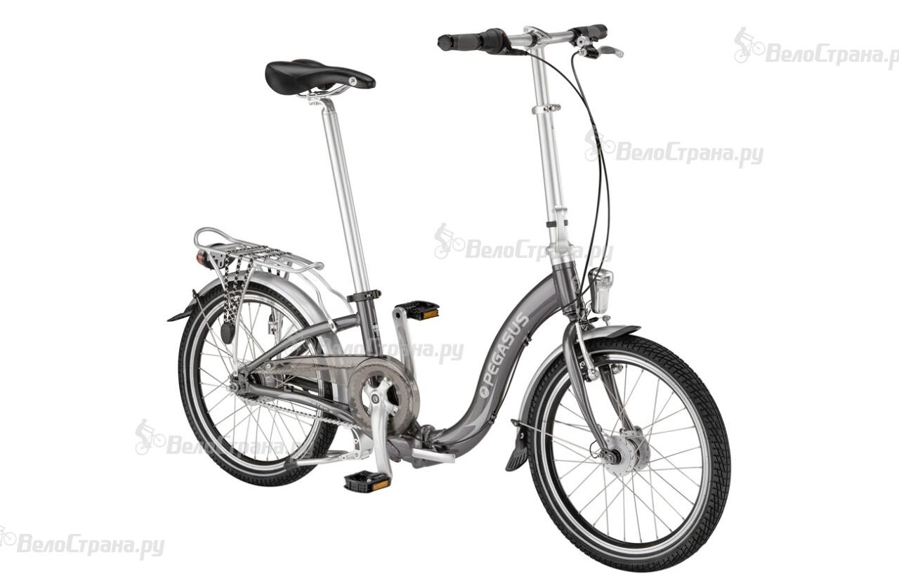 Велосипед Pegasus EasyStep 8 (2016) велосипед pegasus piazza gent 7 sp 28 2016