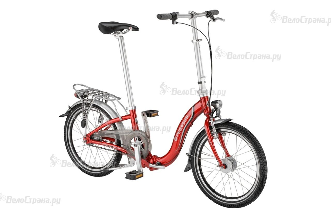 Велосипед Pegasus EasyStep 3 (2016) велосипед pegasus tourina gent 2016
