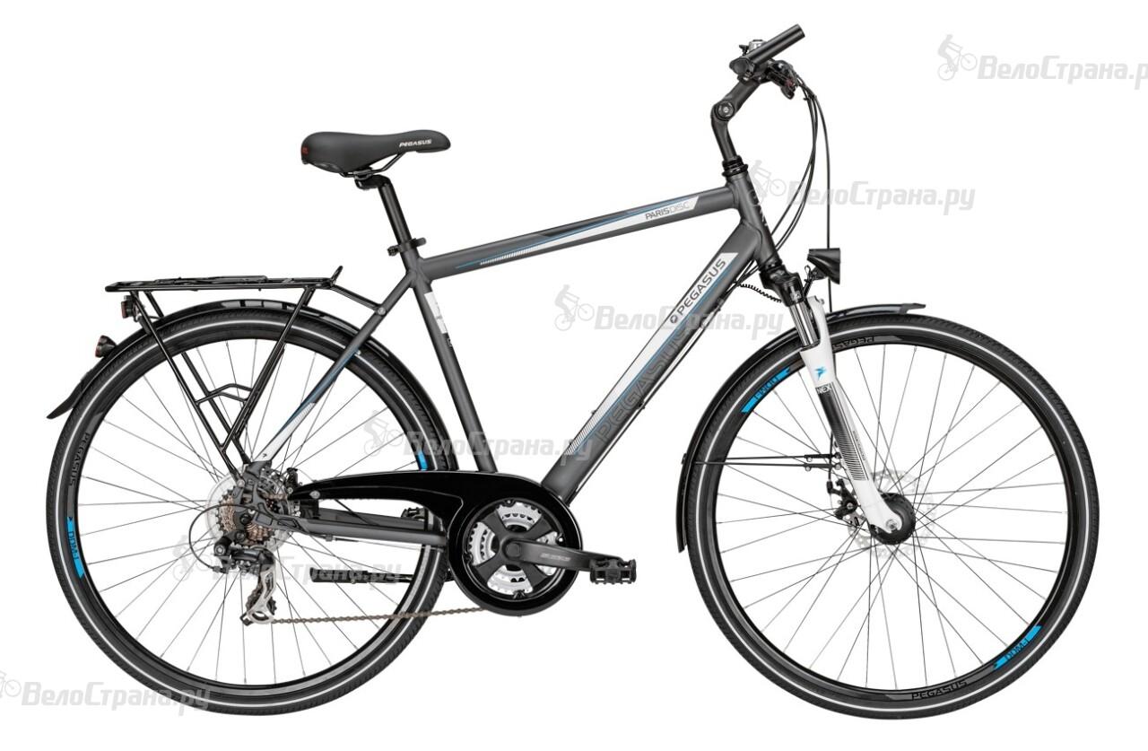 Велосипед Pegasus Paris Gent (2016) велосипед pegasus piazza gent 7 2017