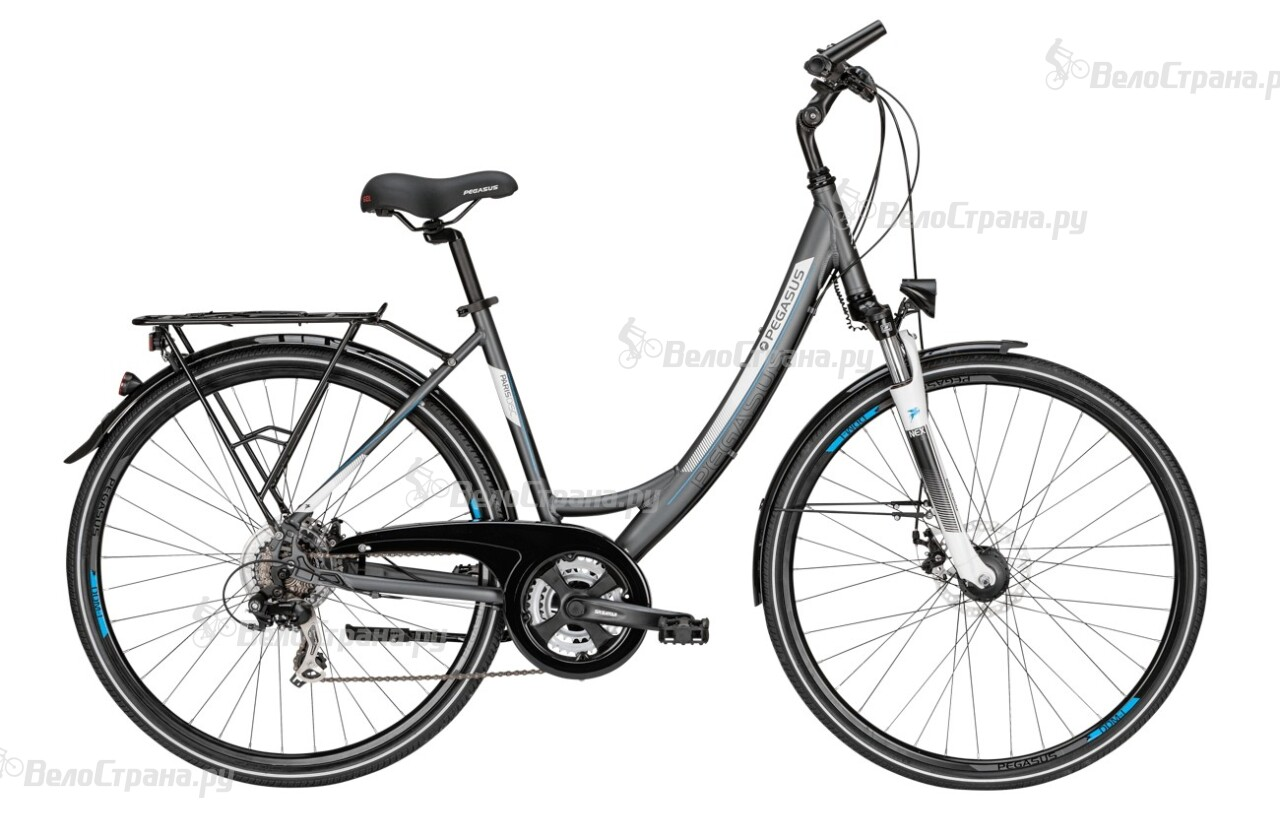 Велосипед Pegasus Paris Wave (2016) велосипед pegasus piazza gent 7 sp 28 2016