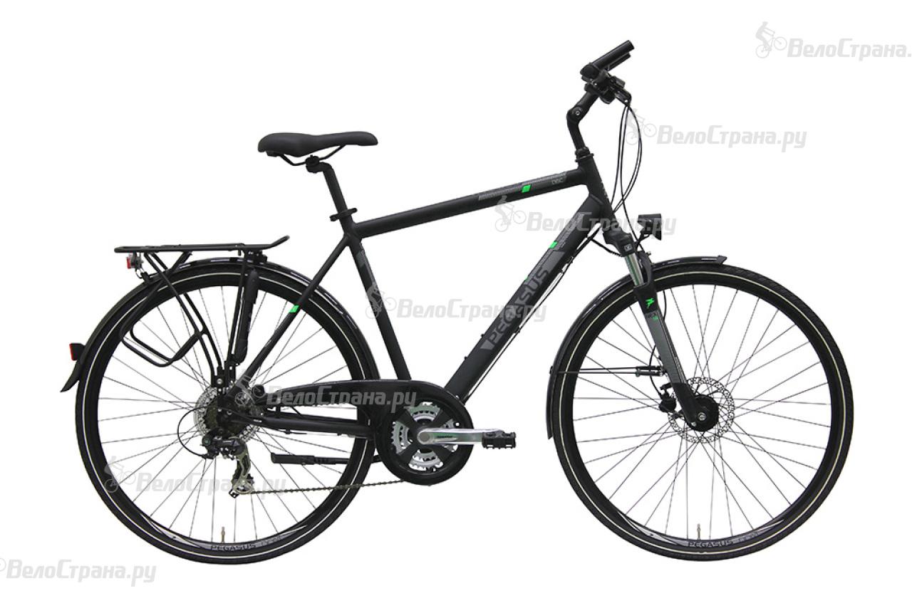 Велосипед Pegasus Corona Gent (2016) велосипед pegasus city cargo gent 2016