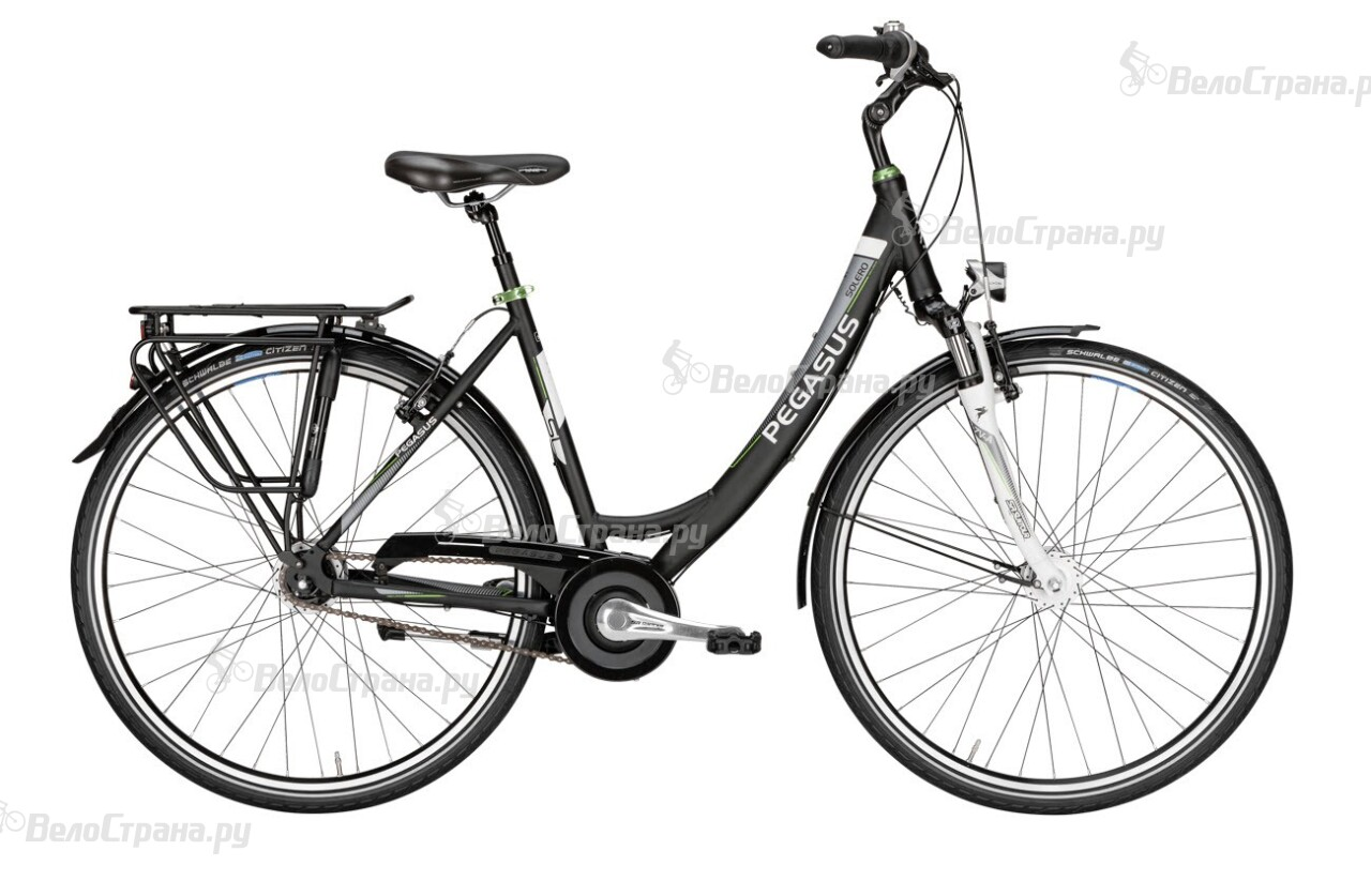 Велосипед Pegasus Solero SL Sport Wave 8 (2016) велосипед pegasus comfort sl 7 sp 28 2016