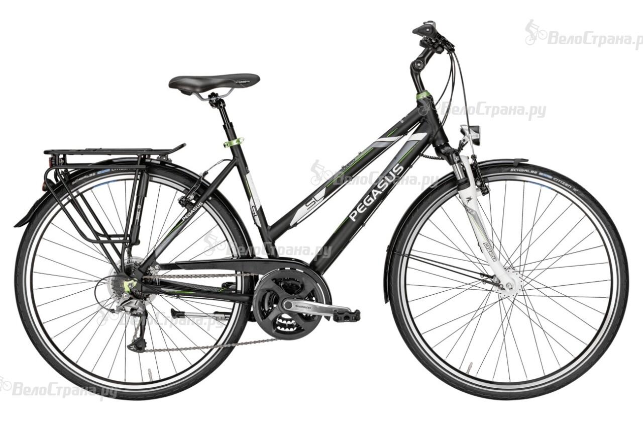 Велосипед Pegasus Solero SL Sport Woman 24 (2016) велосипед pegasus comfort sl 7 sp 28 2016