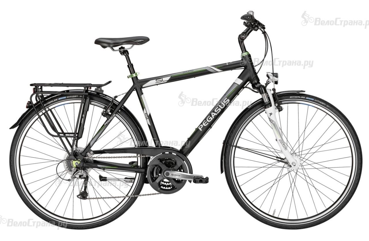 Велосипед Pegasus Solero SL Sport Gent 24 (2016) велосипед pegasus piazza gent 7 2017