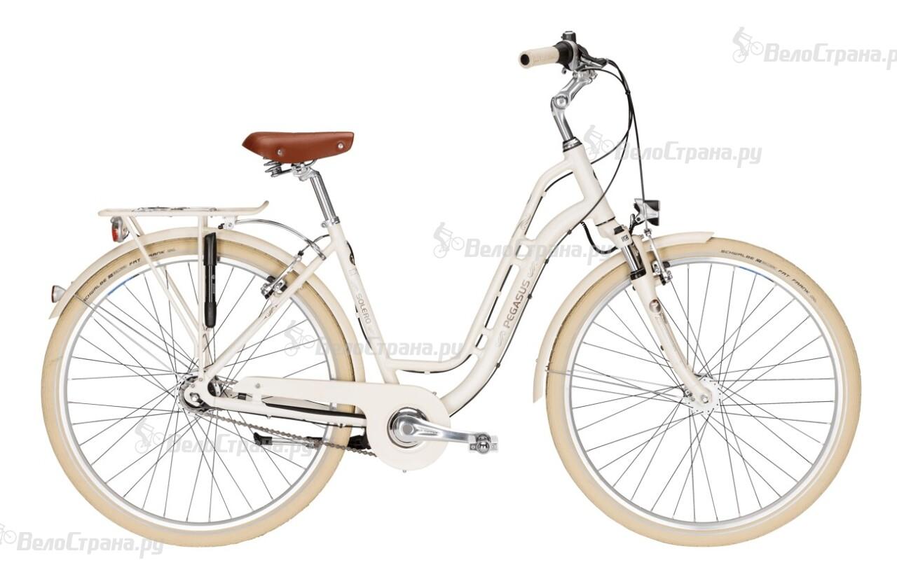 Велосипед Pegasus Solero Tour (2016) велосипед pegasus solero sl gent 7 2016