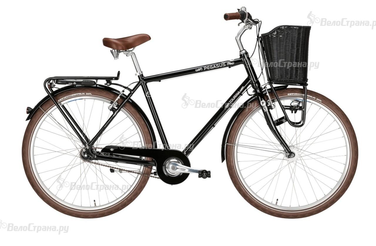 Велосипед Pegasus Tourina Gent (2016) велосипед pegasus piazza gent 7 2017