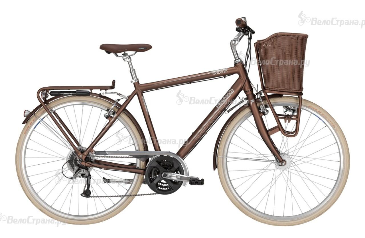 ��елосипед Pegasus Solero Classico Gent (2016) велосипед pegasus piazza gent 7 2017