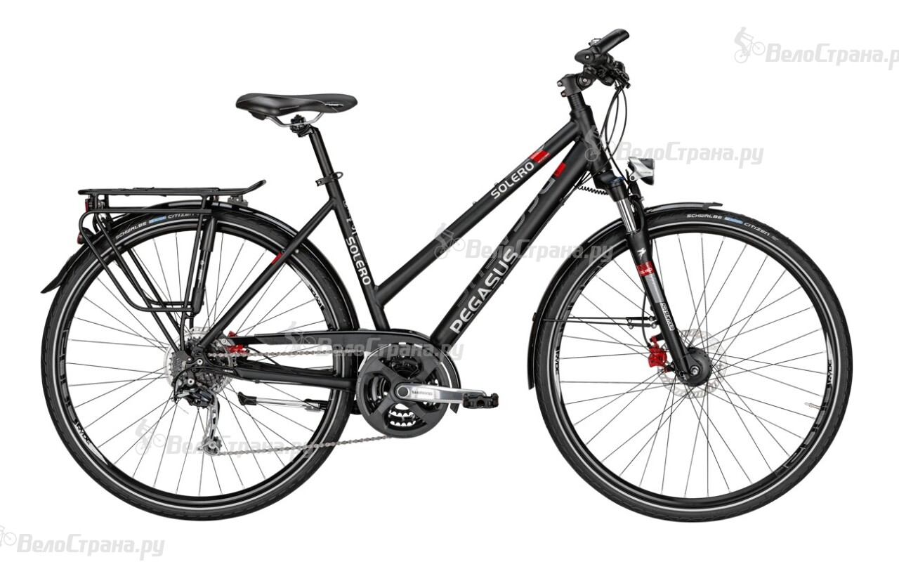 Solero SL Disc Woman (2016)